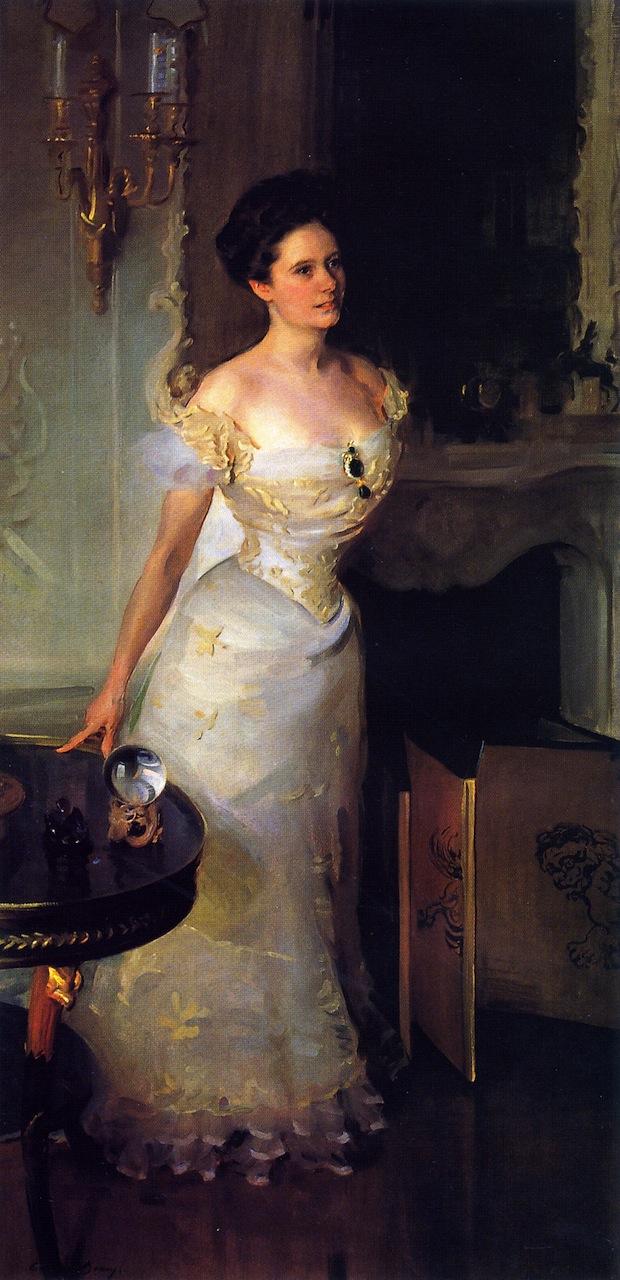 Mrs. Larz Anderson, Cecilia Beaux (1901)