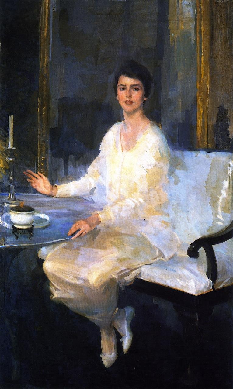 Ernesta, Cecilia Beaux (1914)