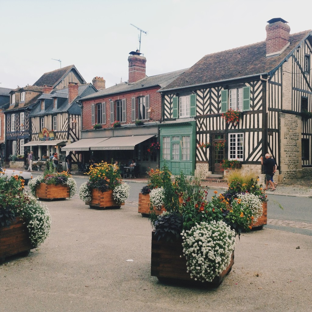 France Road Trip Beuvron-en-Auge