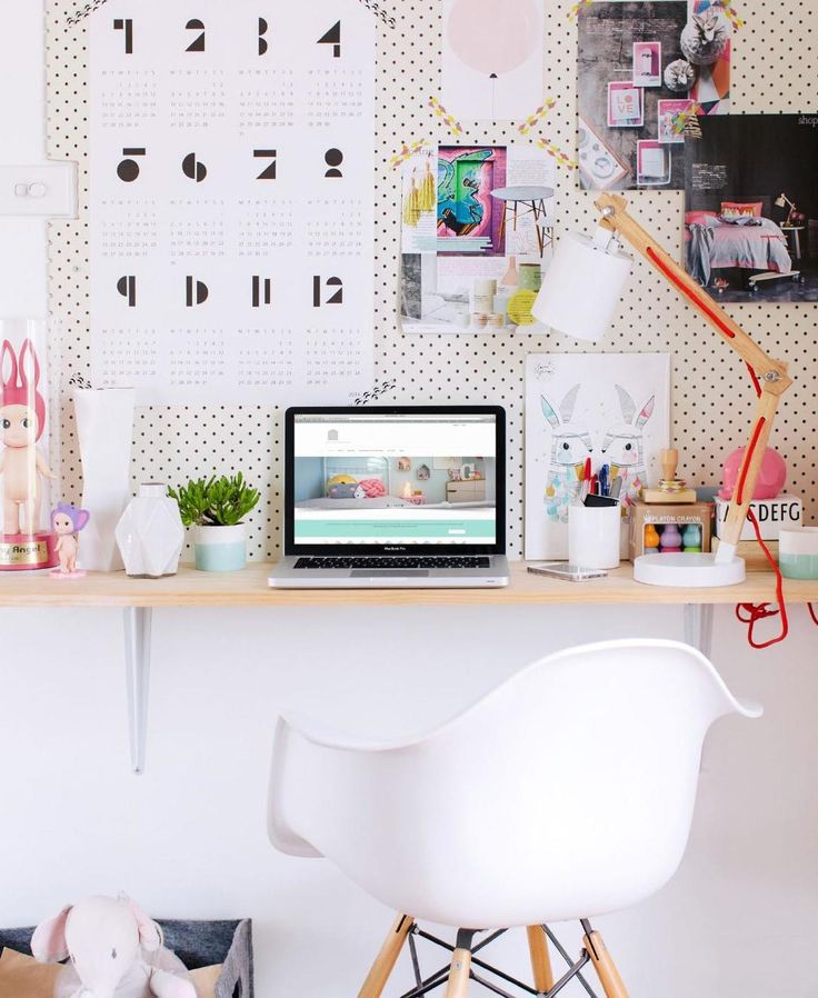 office desk inspiration