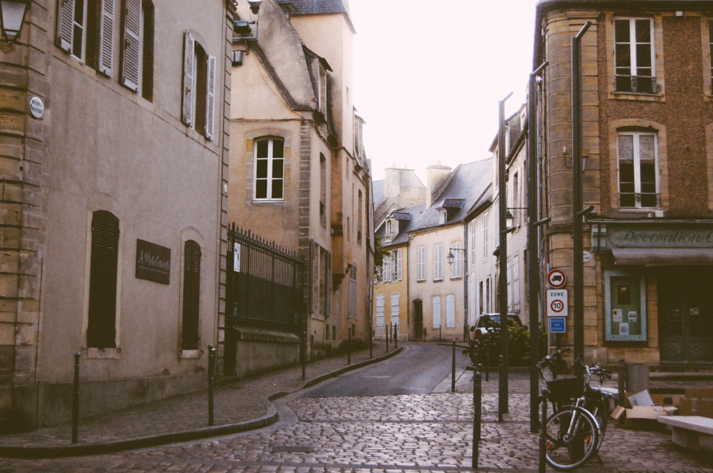 France Road Trip Bayeux