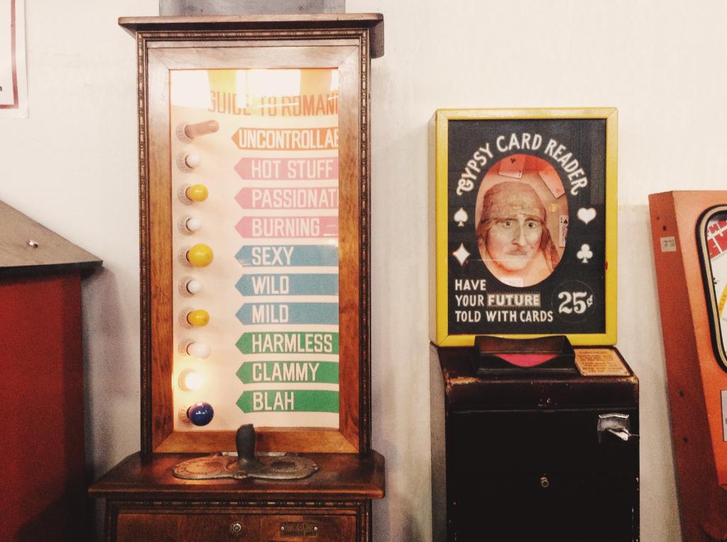 musée mécanique sf