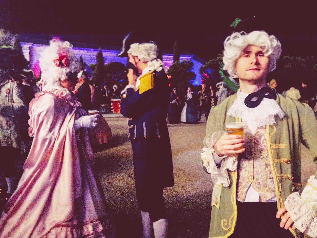 Versailles Masquerade Ball