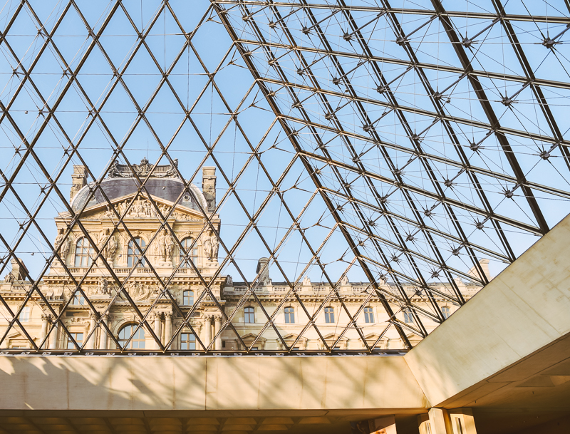 Revisiting the Louvre with Localers in Paris