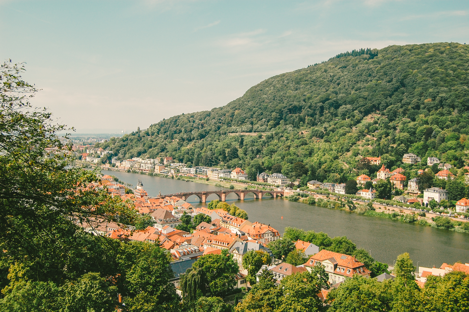 Exploring Heidelberg, Germany - by French Californian