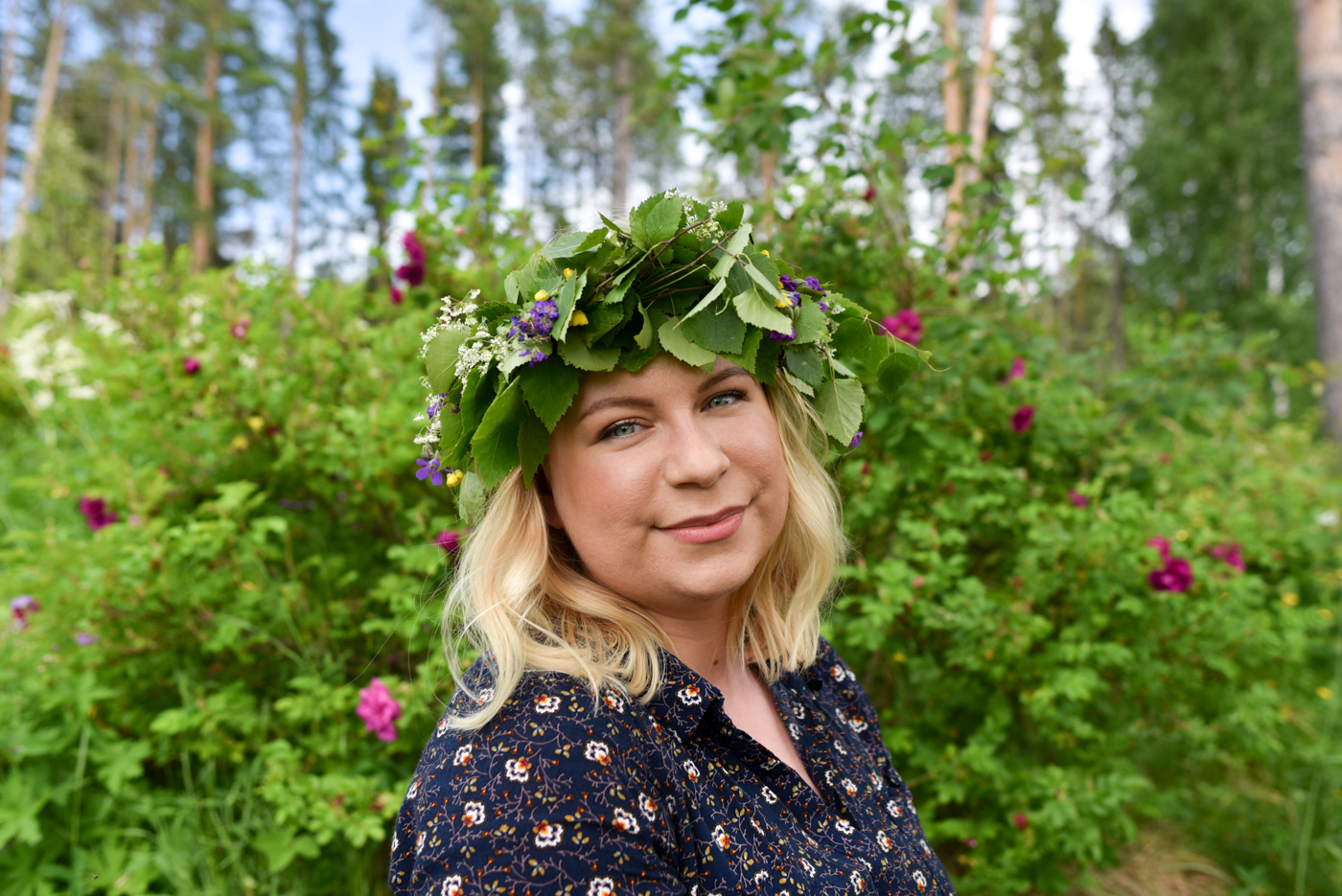 Celebrating Midsummer in Sweden
