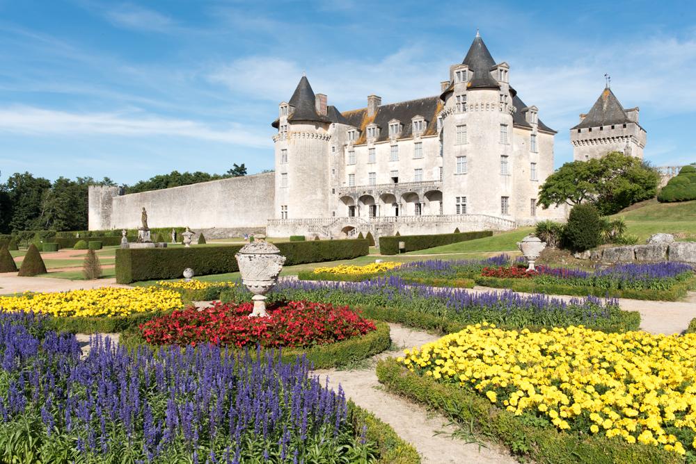 Château de la Roche Courbon, France