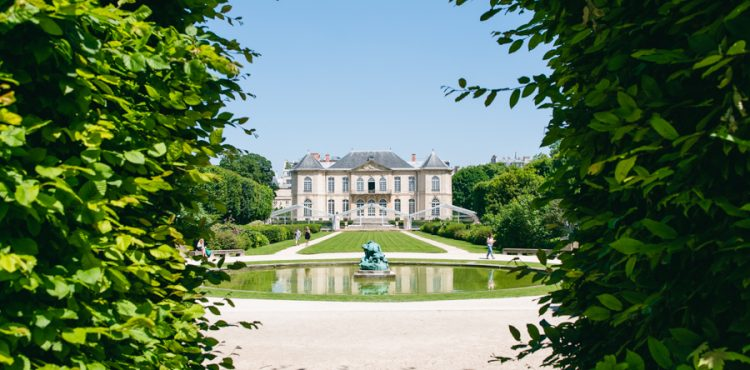 Le Musée Rodin, Paris | French Californian