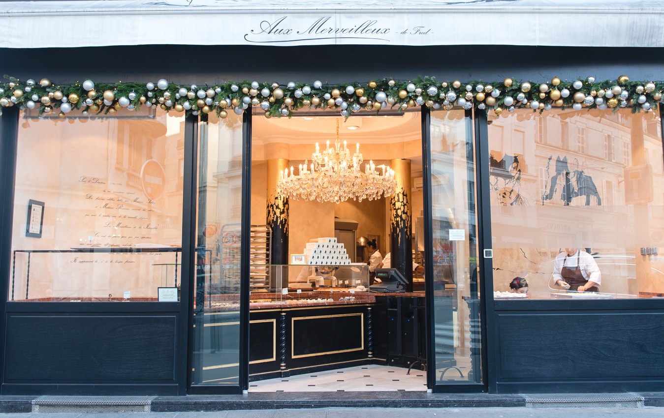 Christmas in Paris | French Californian