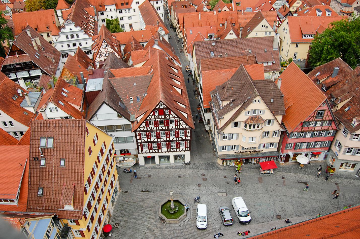 Travel Diary: Tubingen, Germany | French Californian