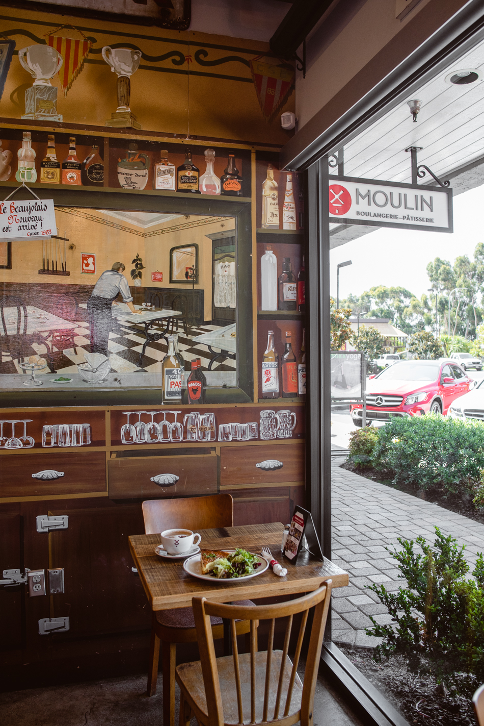 Moulin, an Authentic Parisian Bistro in Orange County - French Californian