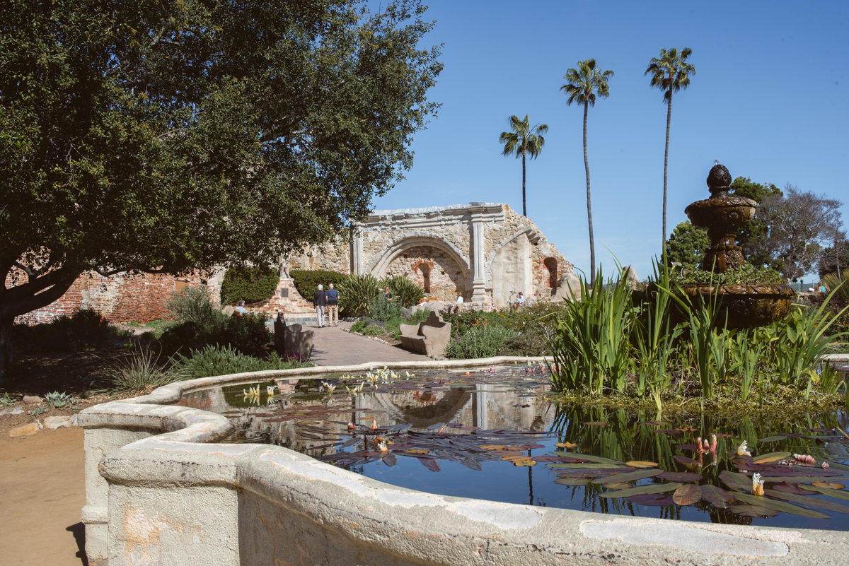 San Juan Capistrano | French Californian
