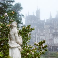 Quinta da Regaleira, Sinta, Portugal - French Californian